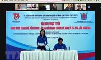 Вьетнамская и российская молодежь активизирует сотрудничество в новых условиях