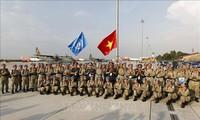 Вьетнамские миротворцы полны решимости успешно выполнить все порученные задачи в Южном Судане