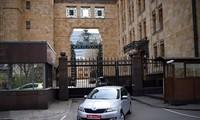 Россия потребовала сократить число сотрудников посольства Чехии в Москве