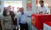 Вице-спикер парламента Вьетнама До Ба Ти проверил ход подготовки к выборам в провинции Фуиен