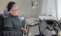 Общество вьетнамских пострадавших от дефолианта «эйджен-оранж»/диоксина продолжает поддерживать дело Чан То Нга
