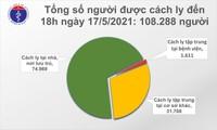 Во Вьетнаме выявлены 117 новых случаев заражения Covid-19