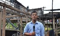 О журналисте Зань Чань Да – представителе малой народности кхмер