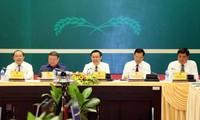 베트남 합작사 개발 정책에 대한 98호 결의안 시행에 관한 화상회의