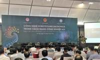 베트남에서 로봇 기술을 강화하기 위한 연계