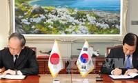 한국, 일본과 정보 공유 협정 연장
