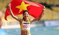 베트남 육상,  2018 ASIAD에서 역사적 금메달 획득