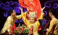 베트남 사람들의 Mau Tam Phu 숭배 신앙