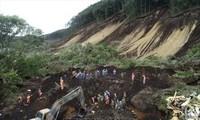 Nguyen Xuan Phuc 총리, 일본에 지진 및 산 사태 위문 전화