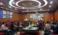 베트남–몽골 신문분야 협력강화