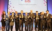 베트남, 많은 국제 정보기술상 수상