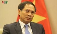 부이 타인 선 (Bùi Thanh Sơn )외무부 차관, 2018년 APEC 정상회의 결과에 대한 인터뷰