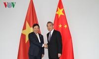 베트남과 중국 간의 포괄적인 전략적 협력관계를 공고히 하고 발전시킨다.