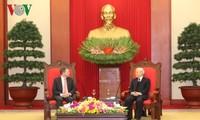 호주 상원의장, 베트남 공식방문 마무리