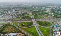 대규모 교통사업 건설 시작