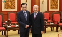 베트남과 한국 간의 전략적 협력 관계 강화 및 심화