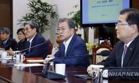 한국, 조선문제 해결을 위한 대화 유지