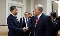 베트남 공안부 - 미국 내무부 고위급 회담
