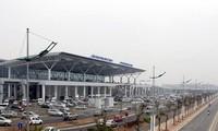 노이 바이 국제공항의 수용력을 확대하기 위해 베트남항공청이 프랑스 ADPi회사와 협력
