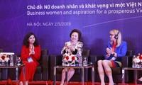 여성 경영인과 번영 베트남을 위한 열망