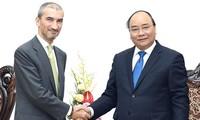 Thủ tướng Việt Nam tiếp Đại sứ Bồ Đào Nha, Serbia