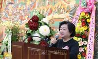 Hội Phật tử Việt Nam tại Hàn Quốc hướng về Tổ quốc