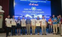 Cuộc thi Olympic Vật lý toàn quốc: Sân chơi khoa học dành cho sinh viên
