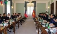 Tuyên bố  chung Việt Nam - Cộng hòa Czech