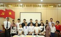 Đoàn thiếu niên Việt Nam  sẽ thăm hữu nghị Nhật Bản