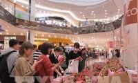 Hàng hóa Việt Nam tăng cường xâm nhập thị trường Nhật Bản