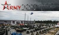 Việt Nam tham dự Diễn đàn Kỹ thuật quân sự quốc tế tại Nga