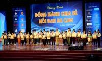 Đà Nẵng: Đồng hành chia sẻ nỗi đau da cam