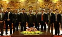 Hà Nội sẽ tạo điều kiện tốt nhất để doanh nghiệp Hàn Quốc thực hiện các dự án đầu tư