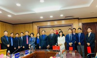 Tăng cường giao lưu, hợp tác doanh nhân trẻ hai nước Việt Nam - Nhật Bản