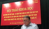 Hội Nông dân Việt Nam – 50 năm thực hiện Di chúc của Chủ tịch Hồ Chí Minh