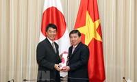 Tăng cường hợp tác giữa Thành phố Hồ Chí Minh và tỉnh Miyagi, Nhật Bản