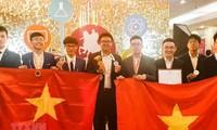 Việt Nam đạt thành tích ấn tượng tại cuộc thi Olympic Quốc tế Moscow lần thứ IV