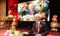 Tổng Bí thư, Chủ tịch nước Nguyễn Phú Trọng dự Lễ kỷ niệm 70 năm Học viện Chính trị Quốc gia Hồ Chí Minh