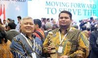 Doanh nghiệp Việt Nam giành giải thưởng dành cho nhà nhập khẩu của Indonesia