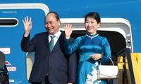 Thủ tướng Nguyễn Xuân Phúc sẽ thăm chính thức Kuwait và Myanmar