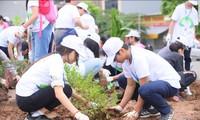 Tập đoàn AEON Nhật Bản góp phần xây dựng Thủ đô Hà Nội xanh sạch đẹp