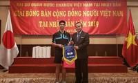 Hoạt động tăng cường gắn kết cộng đồng người Việt Nam tại Nhật Bản
