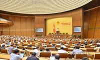 Quốc hội tiếp tục thảo luận về công tác phòng chống tội phạm, phòng chống tham nhũng