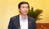 Quốc hội nghe báo cáo bước đầu việc giải quyết vụ có nạn nhân người Việt chết trong xe tải tại Anh