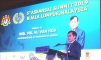 Việt Nam tham dự Đại hội lần thứ 5 Tổ chức các Cơ quan Kiểm toán tối cao khu vực Đông Nam Á