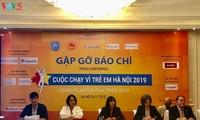 Chạy vì trẻ em Hà Nội 2019– Lan tỏa tinh thần yêu thương