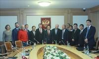 Đảng Cộng sản Việt Nam coi trọng tăng cường quan hệ hữu nghị truyền thống tốt đẹp với Đảng Cộng sản LB Nga