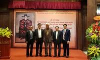 Trao giải thưởng sử học Phạm Thận Duật 2019