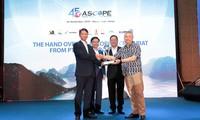 Chủ tịch Tổng Công ty thăm dò, khai thác dầu khí (PVEP)  Trần Hồng Nam đảm nhận trọng trách Tổng Thư ký ASCOPE