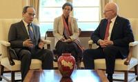 Toàn quyền Australia đánh giá cao cơ hội hợp tác với Tp Hồ Chí Minh